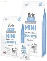 Brit Care Mini Sensitive 400 g