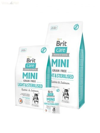Brit Care Mini Light & Sterilized 2 kg