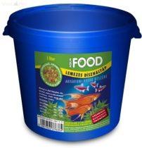 AQUA-FOOD díszhaltáp lemezes 1 liter