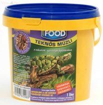 AQUA-FOOD ékszerteknőstáp (teki műzli) 1 liter