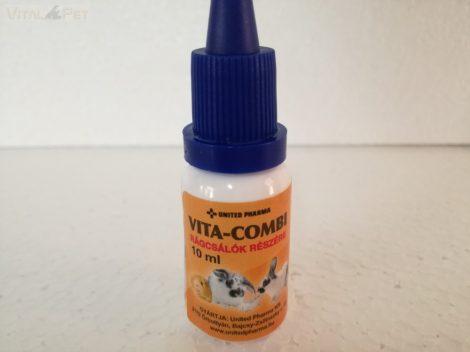 AQUA-FOOD vitacombi rágcsáló vitamin 10 ml