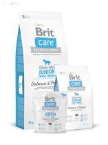 Brit Care gabona mentes hal+burgonya Junior large breed 12 kg