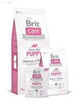 Brit Care gabona mentes hal+burgonya Puppy 12 kg