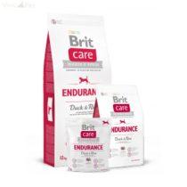 Brit Care Endurance/Aktív kutyáknak 12 kg kacsa+rizs