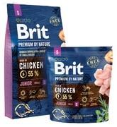 Brit Premium by Nature Junior Small 3 kg