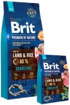 Brit Premium by Nature Sensitive Bárány 3 kg
