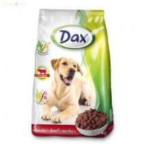 DAX 10 kg száraz kutyatáp marhás