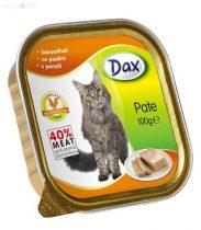 Dax alutálcás csirkés macskaeledel 100 g