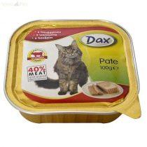 Dax alutálcás marhás macskaeledel 100 g