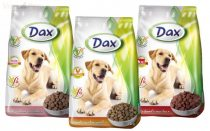 DAX 3 kg száraz kutyatáp csirkés