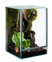 Diversa póknak üveg terrárium 15x15x20 cm