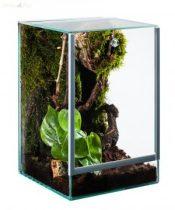 Diversa póknak üveg terrárium 20x15x25 cm