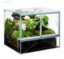 Diversa üveg terrárium 30x25x25 cm