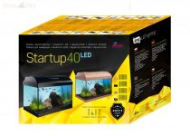 Diversa Startup LED Expert szögletes fekete 40 akvárium szett 6 w AJÁNDÉKKAL!