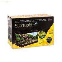 Diversa Startup LED Expert szögletes fekete 50 akvárium szett 10 w AJÁNDÉKKAL!