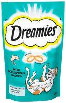 Dreamies jutalomfalat cicáknak 60g lazac