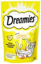 Dreamies jutalomfalat cicáknak 60g sajt
