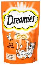 Dreamies jutalomfalat cicáknak 60g csirkés