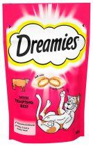Dreamies jutalomfalat cicáknak 60g marhás