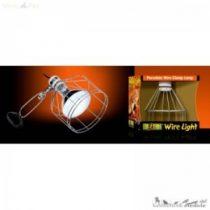 EXO-TERRA drótos lámpabúra hőálló foglalat kicsi