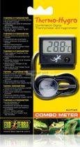 EXO-TERRA  thermo-hygrometer mérő led