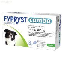 Fypryst Combo kutyáknak (1,34ml 10-20kg) 3db