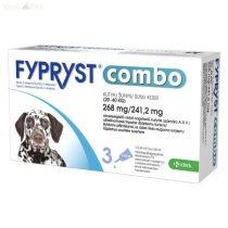 Fypryst Combo kutyáknak (2,68ml 20-40kg) 3db