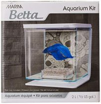 HAGEN betta kit akvárium 2 lit.  Skull