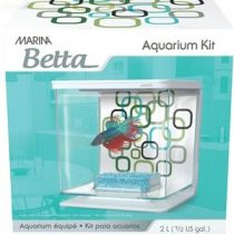 HAGEN betta kit akvárium 2 lit.  Geo Bubbles