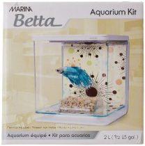 HAGEN betta kit akvárium 2 lit.  Boy Fireworks