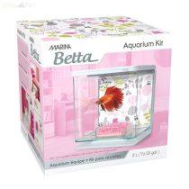 HAGEN betta kit akvárium 2 lit.  Floral