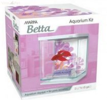 HAGEN betta kit akvárium 2 lit.  Flower