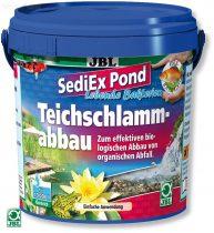JBL SediEx pond 2,5 kg élő baktérium iszapra