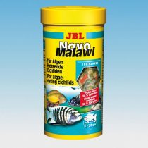 JBL NovoMalawi 250ml lemezes táp algaevő sügéreknek