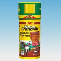 JBL Granomix 250 ml (click) granulátum közepes halaknak