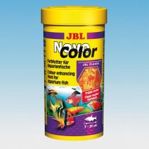 JBL NovoColor 250ml színfokozó lemezes haltáp