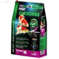 JBL ProPond Silkworms M 1,0kg/ 3l