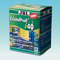 JBL CristalProfi i40 szivacsszűrő+porlasztó+légpumpa (10-40 l, 80 l/h)