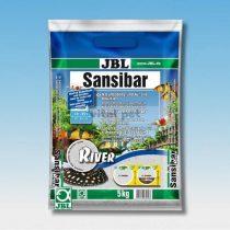 JBL Sansibar RIVER 5kg- természetes hatású dekorhomok