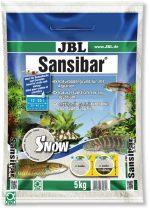 JBL Sansibar SNOW 5kg - természetes hatású dekorhomok