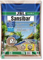JBL Sansibar RED 5kg - természetes hatású dekorhomok
