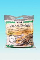 JBL TerraSand talaj fehér 7,5 kg/5 l
