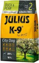 JULIUS K-9 10 kg puppy&junior duck&pear (CD2)