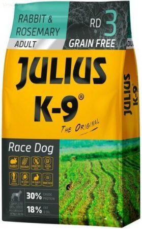 JULIUS K-9 10 kg adult rabbit&rosemary (RD3)