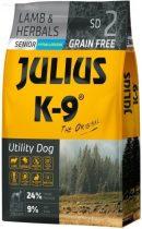 JULIUS K-9 10 kg senior/light lamb&herbals (SD2)