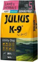 JULIUS JULIUS K-9 10 kg adult lamb&herbals (UD5)