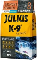 JULIUS K-9 10 kg adult salmon&spinach (UD8)