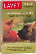 LAVET kutya algás multivitamin tabletta