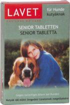 LAVET kutya senior tabletta
