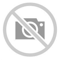 Nobby PABO póráz fekete 120cm/15mm mancsos
